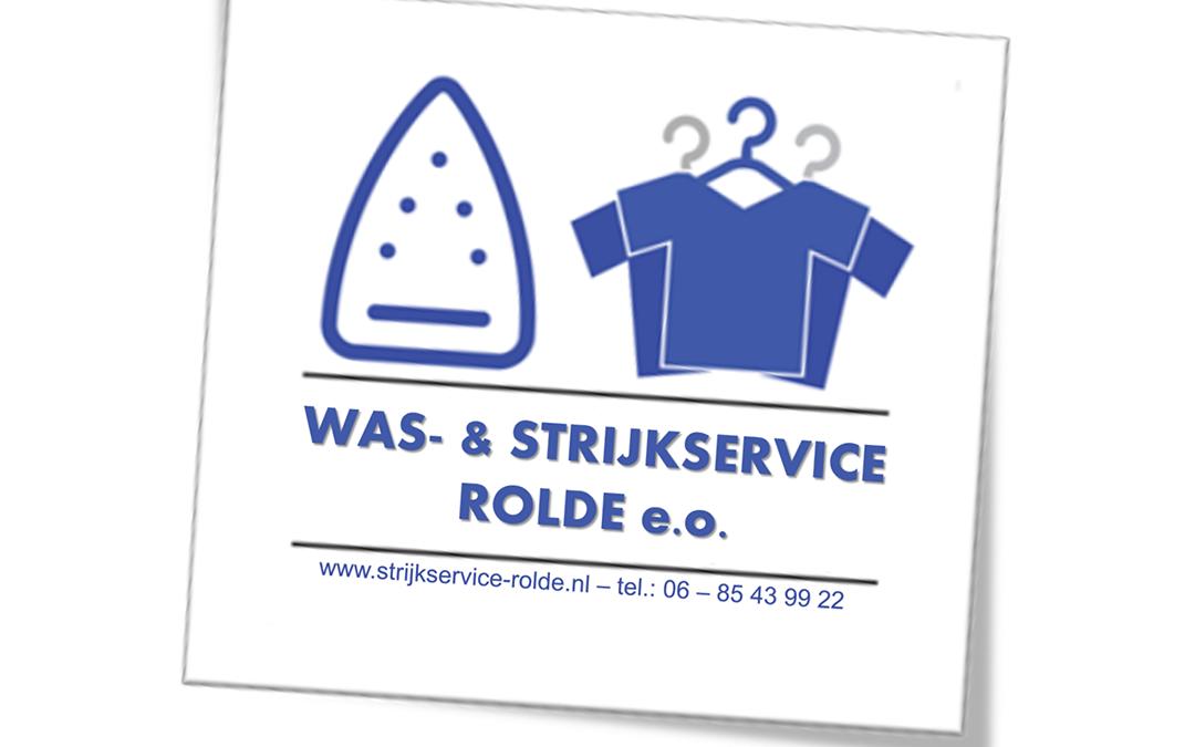 Was- en strijkservice Rolde
